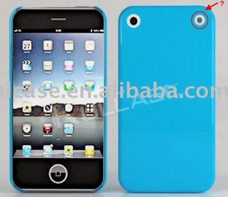 iphone 5 - Suposta capa para iPhone 5 vazada é retirada de site