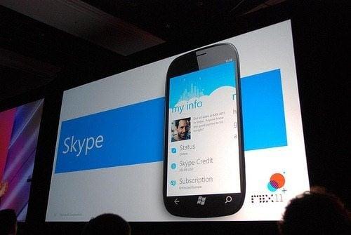 wpid Skype for WP7