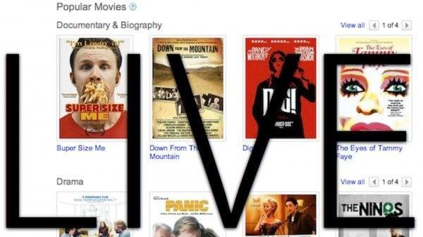 YouTube Movies: novo serviço de aluguel de filmes pela internet
