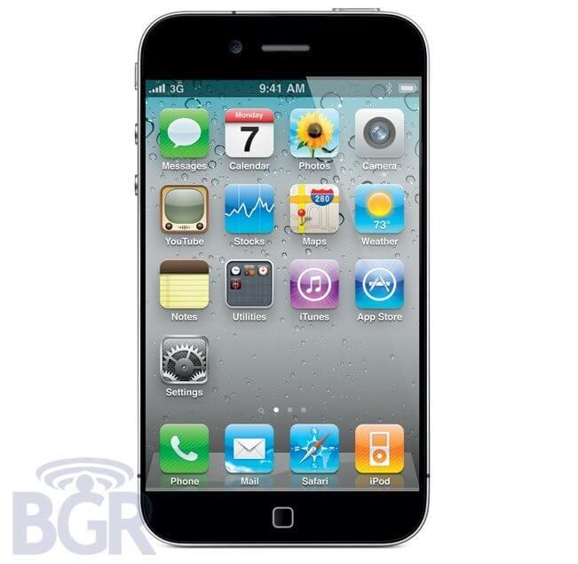 Site aposta em iPhone 5 completamente reformulado em agosto