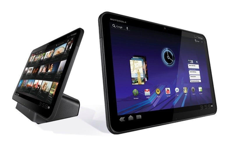 ROMs originais do Motorola Xoom (Download links)