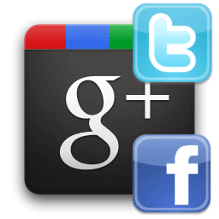 google plus fb