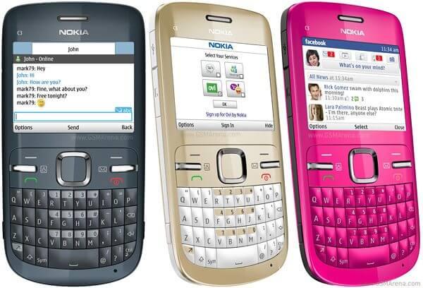 Nokia leva o WhatsApp para Nokia C3 e Nokia X2-01