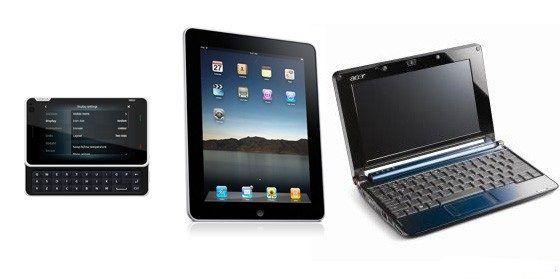 Laptops vs smartphones vs tablets