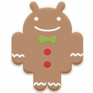 Gingerbread android 23 01