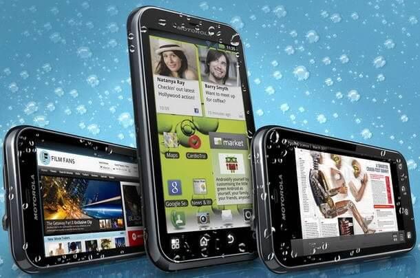 Motorola mobility reveals motorola defy+