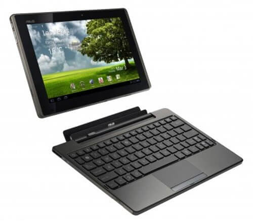 Vídeo-Review: Asus Transformer