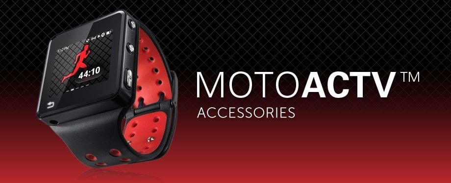 MOTOACTV6 - Motorola Lança MOTOACTV no Brasil
