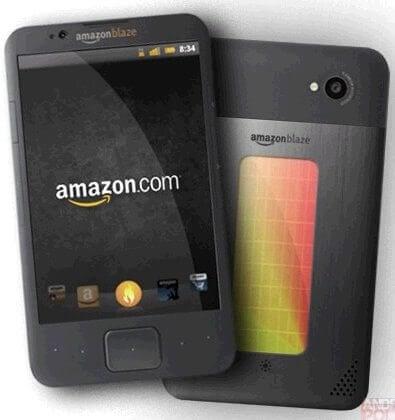 Amazon android smartphone