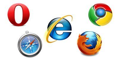 Tráfego no Internet Explorer cai abaixo de 50%