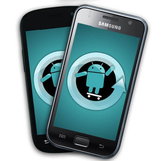 cyanogenmod 9 nexus s galaxy s i9000 i9000b - Android 4 Ice Cream Sandwich chega ao Galaxy S via CyanogenMod