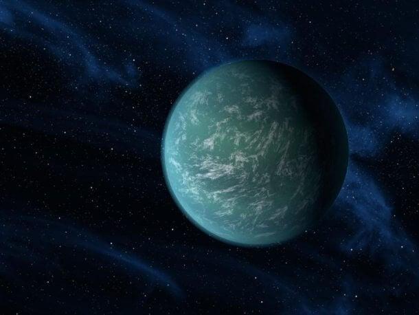 607691main Kepler22bArtwork 946 710 610x458 - Cientistas descobrem planeta irmão da Terra