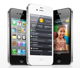 iPhone 4S: mesma aparência, novas funcionalidades