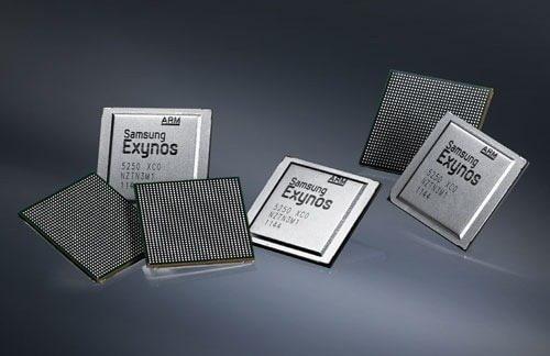 Samsung anuncia processador Exynos com 2GHz