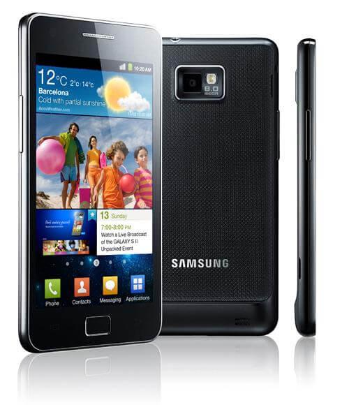Galaxy SII da Vivo recebe atualização 4.0.3 do Android