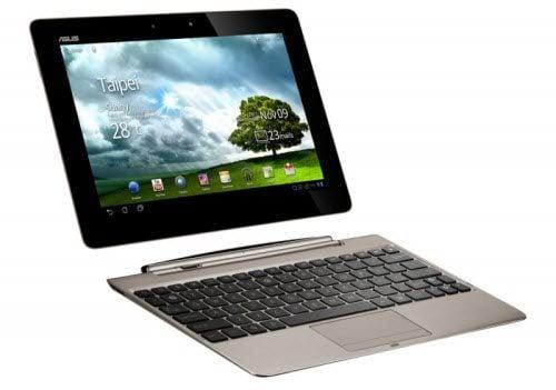 asus transformer prime - Tablet Asus Transformer Prime receberá atualização Ice Cream Sandwich no dia 12 de janeiro