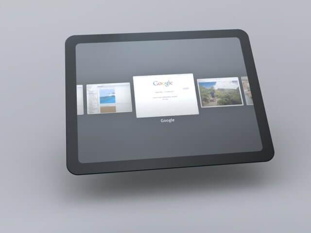 Google tablet preco