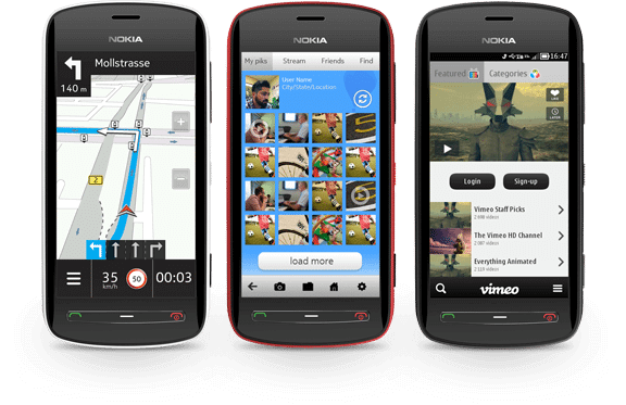 Nokia 808 pureview feature apps