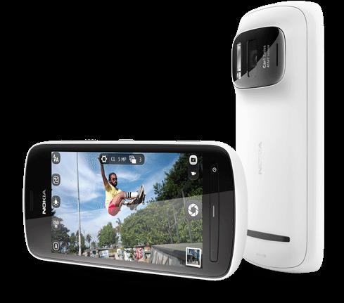 Nokia lança smartphone com câmera de 41 megapixels
