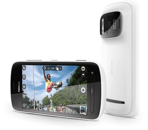 Nokia 808 pureview feature camera