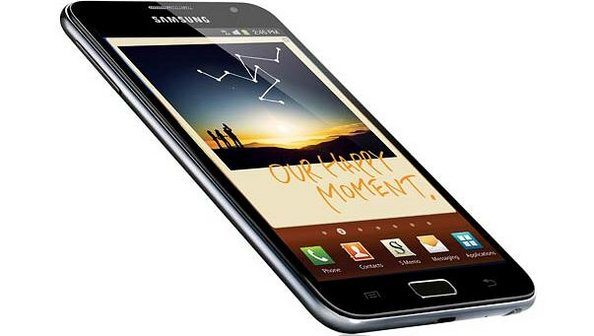 Galaxy note size 598