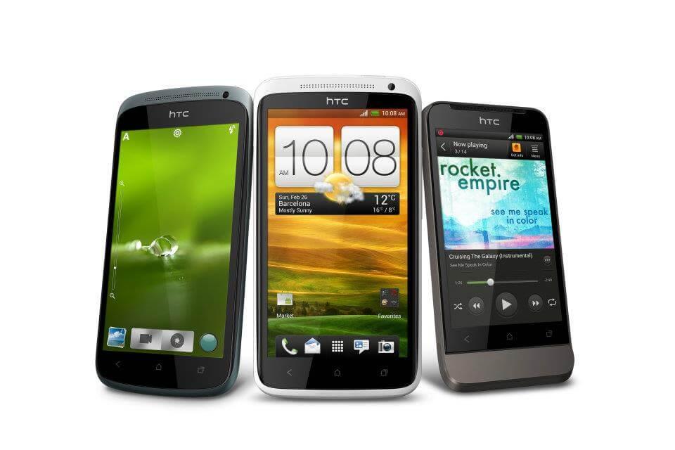 htc one - HTC apresenta a família One