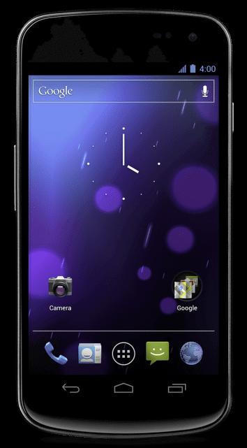 Android 4.0.4 começa a ser liberado para o Nexus S, XOOM e Galaxy Nexus