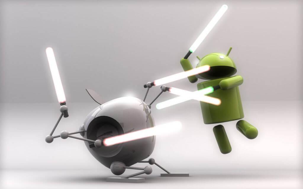 Android vs. iOS 2 - Android vs. iOS: a verdade sobre os dois sistemas