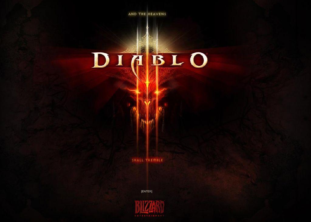 diablo3logo - Diablo III: já é possível jogar a versão beta do jogo
