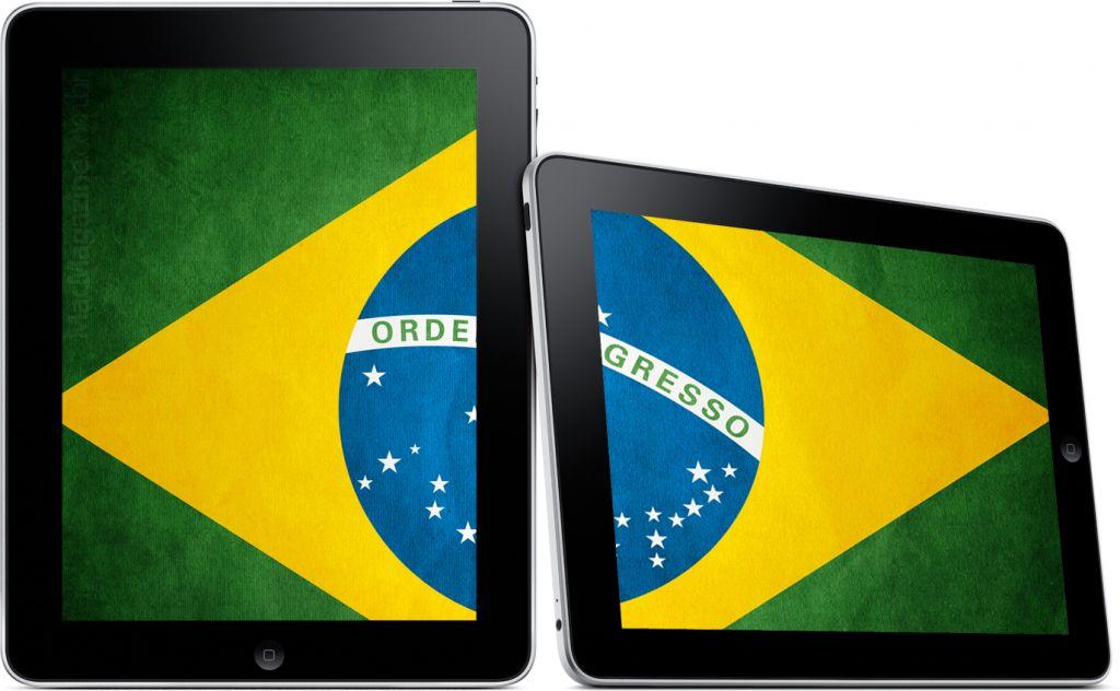 ipad brasil