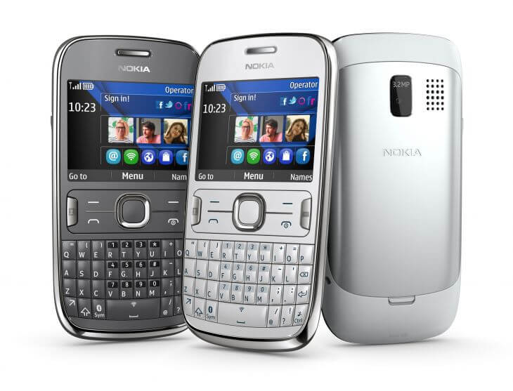 700 nokia asha 302 three