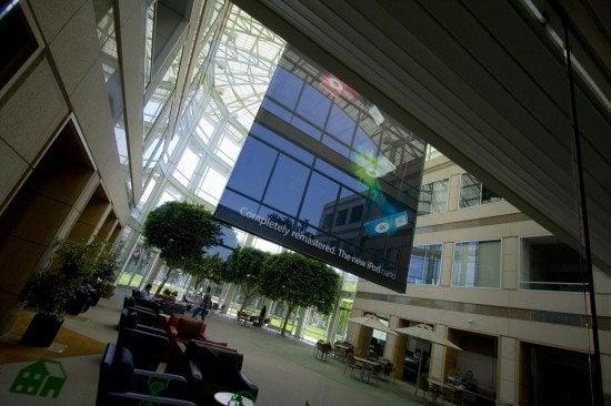 Apple HQ Cupertino sede headquarters 12