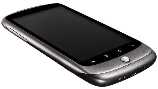 New HTC Nexus One