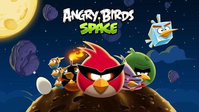Angry birds space 21