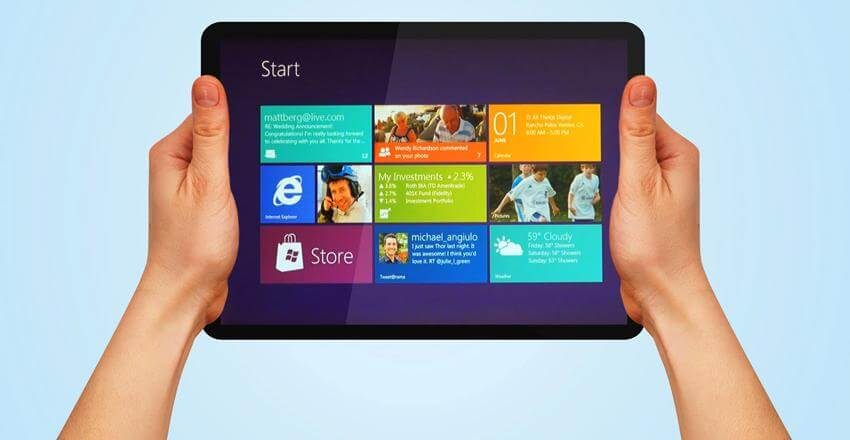 Imagining Nokia iPad destroying Windows 8 tablet
