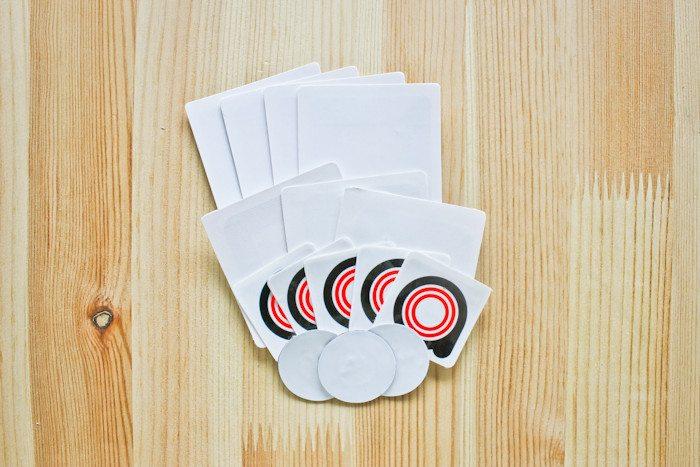 Sorteio: concorra a de 2 kits de adesivos com NFC do Showmetech!