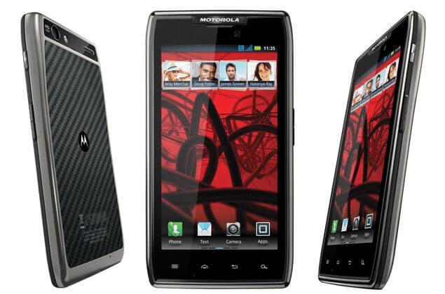 motorola razr maxx brasil - Review: Motorola Razr Maxx