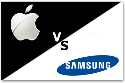 Apple vs Samsung - Google junta-se à Samsung em disputa de patentes contra a Apple