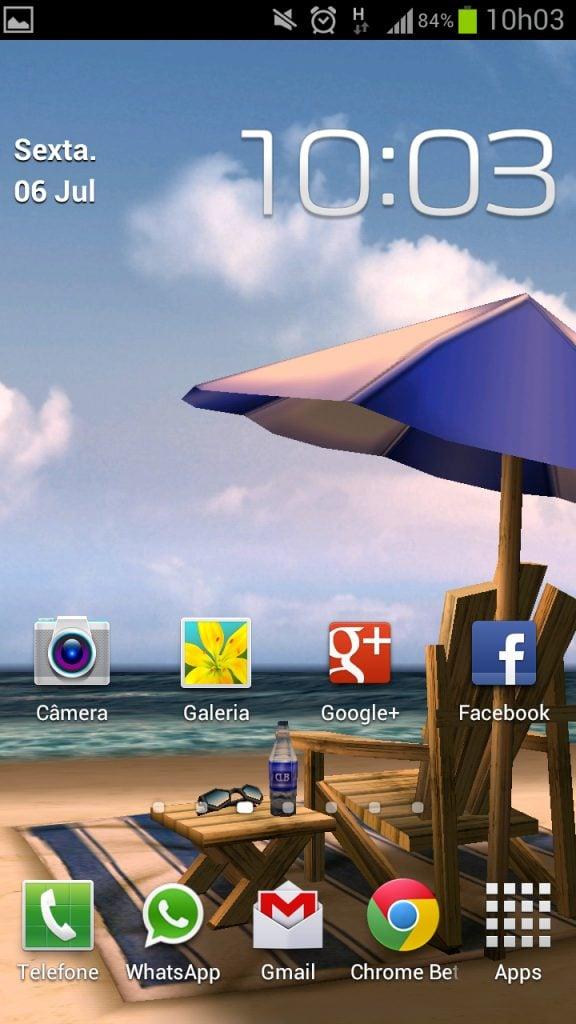 My Beach HD 2 - App Review: My Beach HD Live Wallpaper