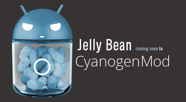 CyanogenMOD 10 nightly já está no Android 4.1.2