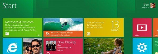 Windows 8: arquivos de instalação da versão final vazam na web