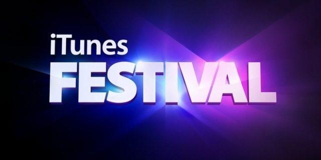 Itunes Festival 2012 retorna em setembro com mais de 60 artistas internacionais