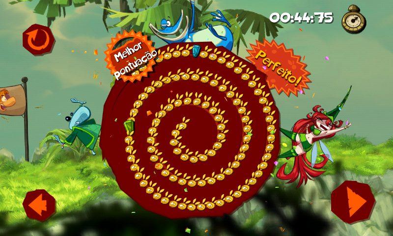 Screenshot 2012 09 27 11 35 39 - Game Review: Rayman Jungle Run