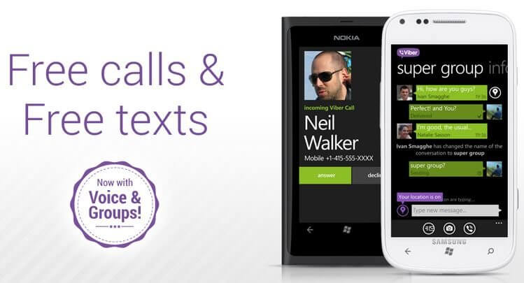Viber for Windows Phone
