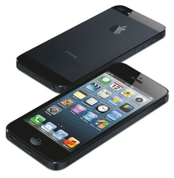 iPhone 5 - Veja as imagens do iPhone 5