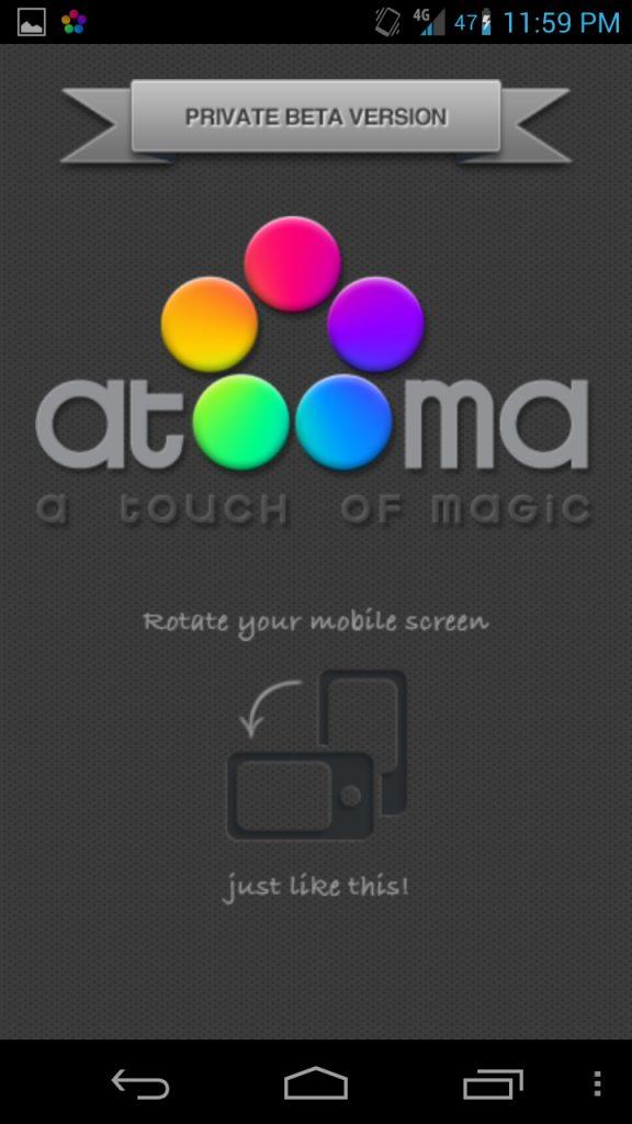 Programe tarefas automáticas no tablet ou smartphone com o Atooma