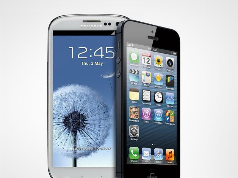 Galaxy siii da samsung desbanca iphone da apple e vira celular mais vendido no mundo