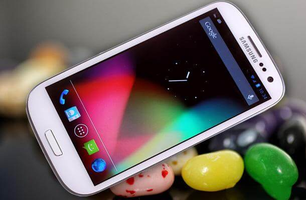 Galaxy SIII e Galaxy X brasileiros já começam a receber o Android 4.1