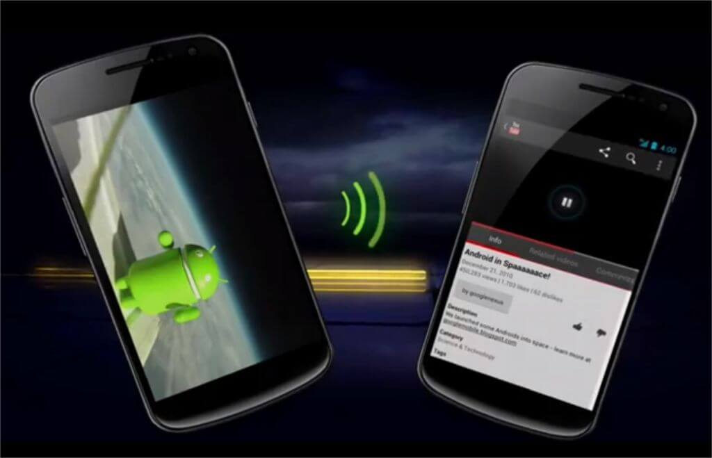 6.Android Beam