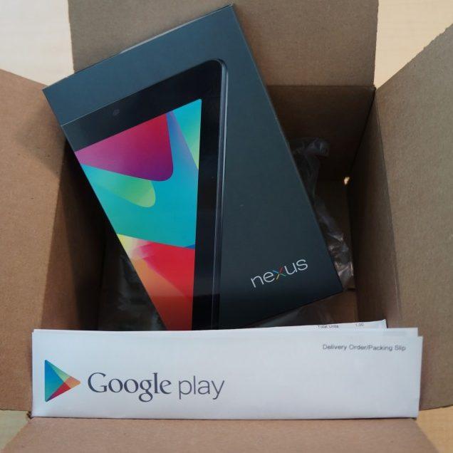 Captura de Tela 2012 12 08 às 09.40.34 - Chegada do Nexus 7 e Nexus 10 fica para 2013
